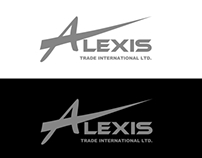 LOGO DESIGN: Alexis Trade International