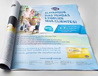 Anúncio revista - Feira Senff