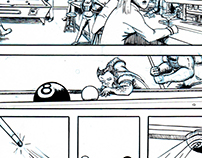 Wolverine - mock pg 1