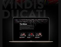 Vindis Ducati Website