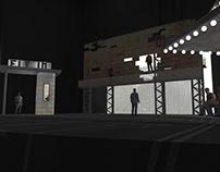 Killing Game | 3D Visualization