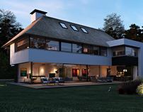 Villa Knokke Zoute Tortellaan
