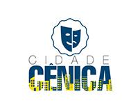 Logotipo Cidade Cênica