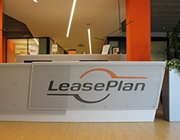 LEASEPLAN - Office decoration