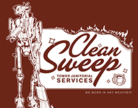 Sweeper Bot Tee