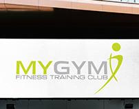 My Gym reBranding Identity