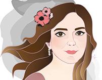 digital drawing / character design