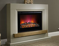 Different Variety Of Electric Fireplace Option