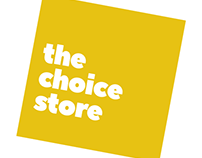 The choice store - Logo