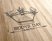 Biddys Day Festival - Logo & Posters