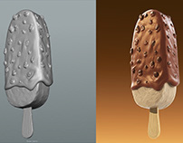 Ice Cream chocolate