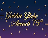 Golden Globe Awards 75th Movies Winners