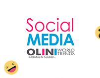 SOCIAL MEDIA - OLINI