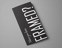 Tri-Fold Brochure (Student Project)