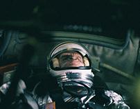 WWF Space Monkey