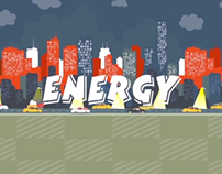 Senior Project | Infographic Energy [RSU]