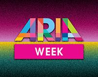 ARIA Week / ARIA Masterclass 2012