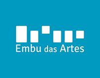 Embu das Artes - Identidade Visual