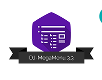Another big update of DJ-MegaMenu extension