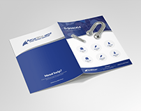 Wire Product Catalog Multiple Page Brochure