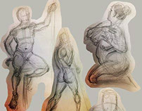 Life Drawing examples