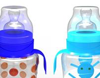 Bottle Nipple - Product Graphics