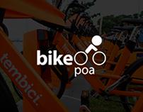 UX/UI design | Projeto Bike POA Itaú
