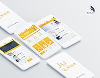 聚英金融 UI设计