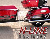 N-LINE Motorcycle Trailers