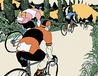 TUSCANY CYCLING SEASON