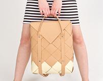 Tuokko - Woven Backpack