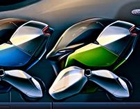 Ford Model-U Urban Mobility Sponsored Project