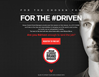 Nissan Student Brand Manager - FOR THE #DRIVEN
