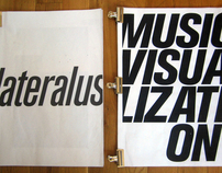Music Visualization - Expiriments & 'Lateralus'