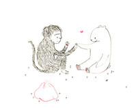 Monkey&Bear