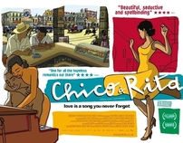Chico And Rita: Animated Film -Estudio Mariscal Bcn
