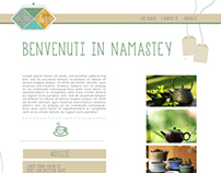 Namastèy Website