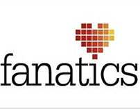 Fanatics - Manifesto and identity Design.