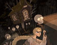 Russian Folklore Book Cover