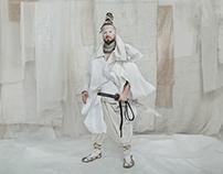 "Bu Ri To ""White Album"" cover art"