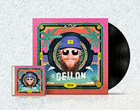 MC Fitti » #Geilon « Album Artwork