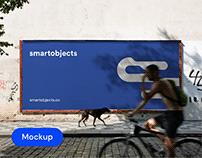 Billboard 07 | Signage Mockup Template