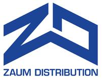 Zaum Distribution: Brand Identity