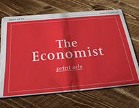 The Economist Ads
