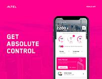 ALTEL - Mobile App