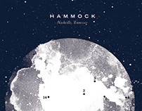 Official glow-in-the-dark Hammock poster