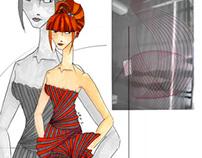 Fashion Illustration: Inspiration everywhere