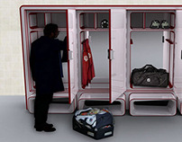 Kubrixx | Locker Room Furniture