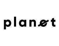 Inspirational Logo design - Planet
