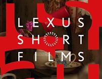 Lexus Short Films – Series 3. Posters